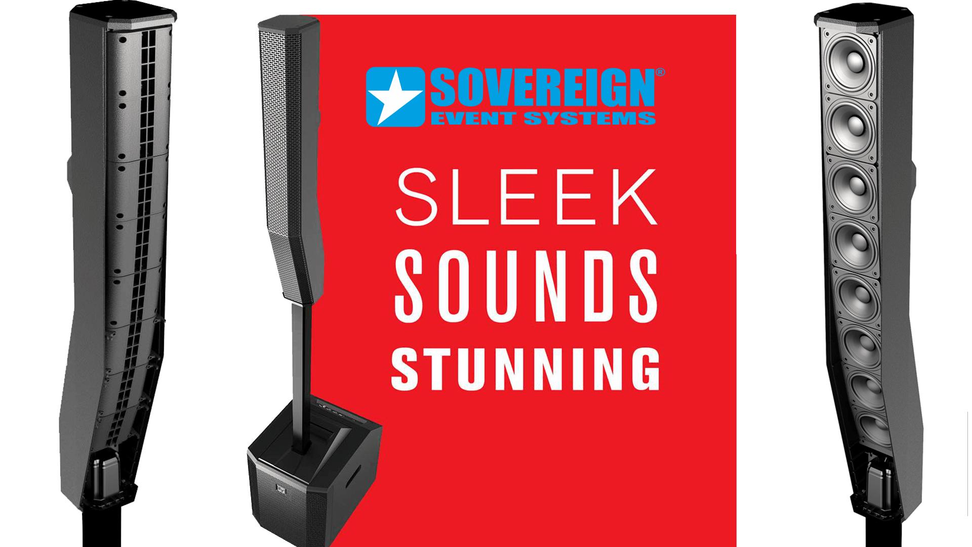 Ηχητικό σύστημα Electro-Voice Evolve50