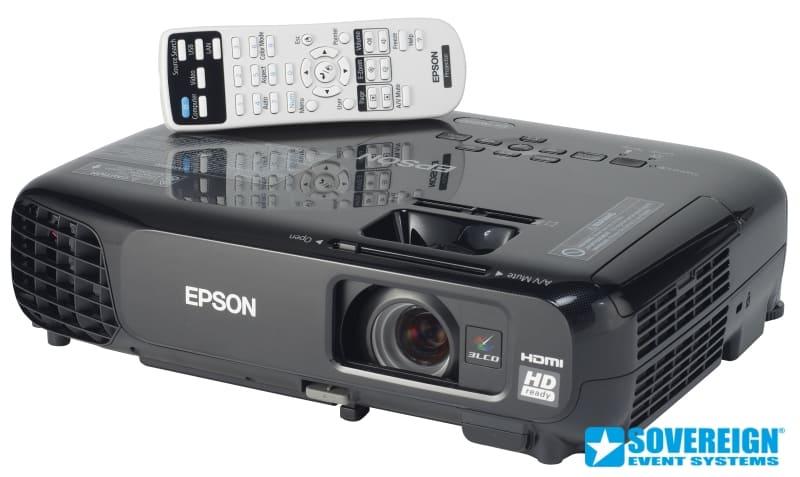 Ενοικίαση Projector 3000 lumens Epson