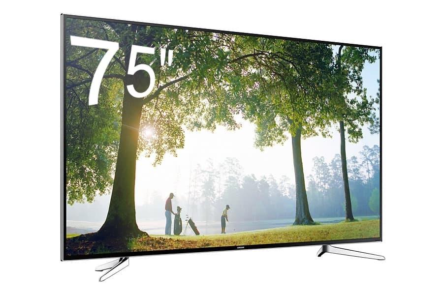 Ενοικίαση οθόνης Full HD 75 ιντσών smart