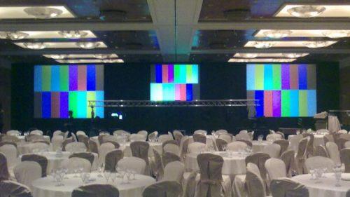 Ενοικιάσεις προτζεκτορ και πανιών για συνέδρια και παρουσιάσεις