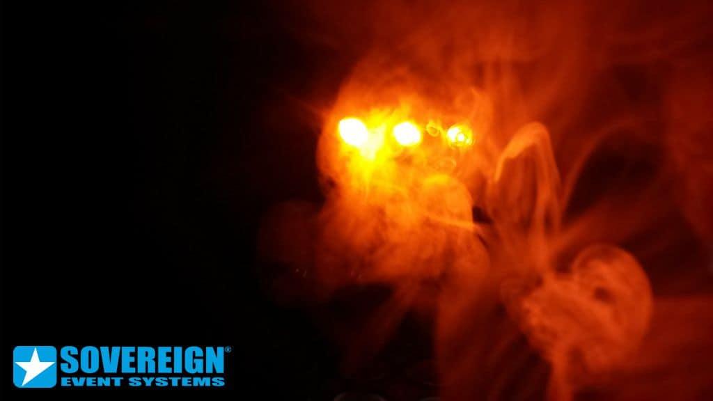Ενοικιάσεις Laser φωτορυθμικού και smoke machine