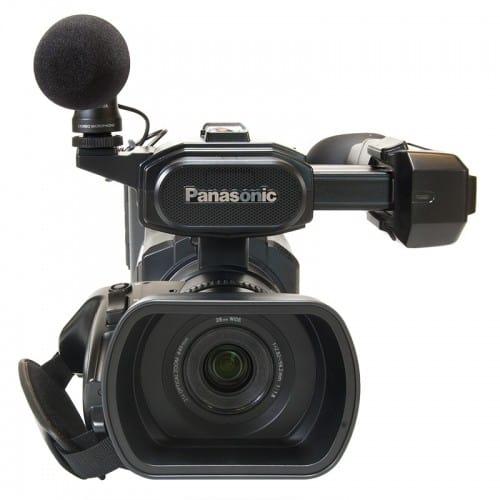 Ενοικίαση βιντεοκάμερας Panasonic