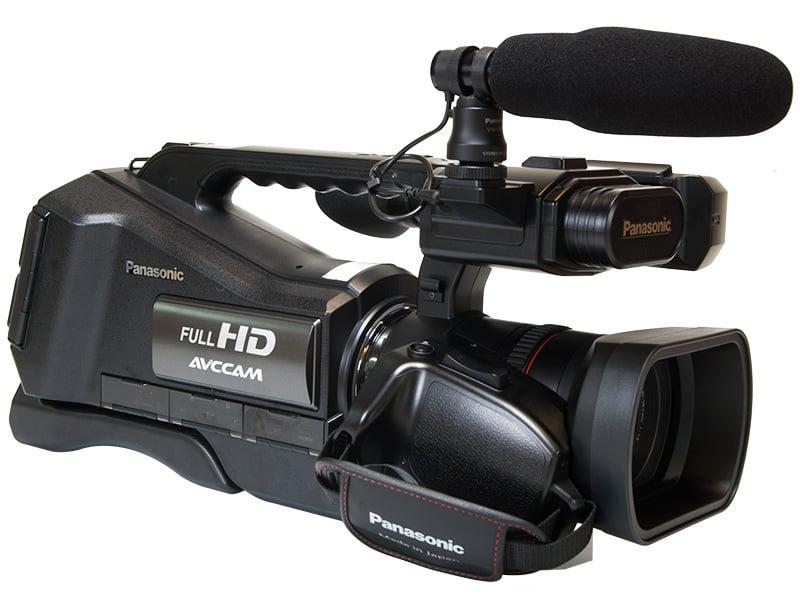 Ενοικίαση Βιντεοκαμερών. Ενοικίαση βιντεοκάμερας Panasonic