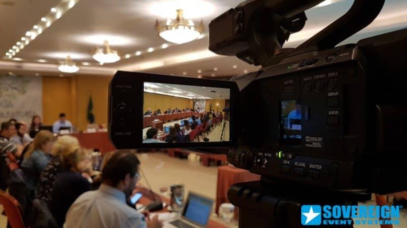 Βιντεοσκόπηση συνεδρίου-εταιρικής παρουσίασης