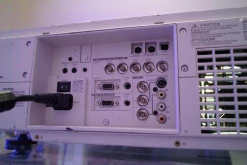 Ενοικίαση projector φωτεινότητας 5500 lumens