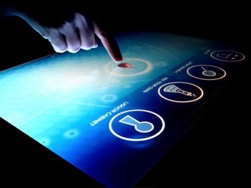 Ενοικίαση Touch screen